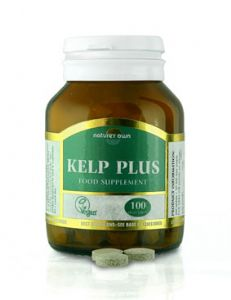 Nature's Own Kelp Plus